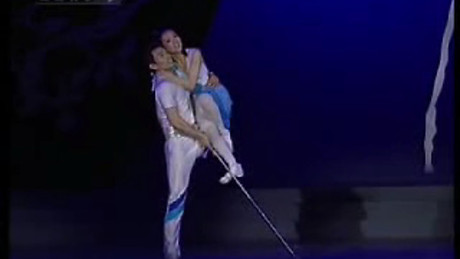 Конкурсы на танцы на двоих
